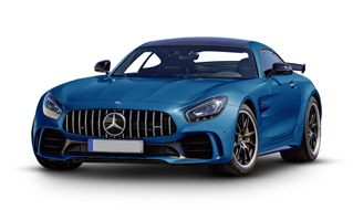 Mercedes-Benz AMG Colors