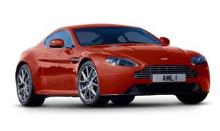 Aston Martin V8 Vantage S Colors