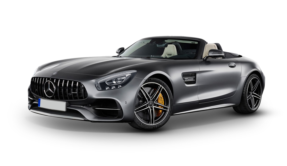 Mercedes-Benz AMG GT Roadster Side View